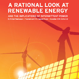 Rational Look at Renewable Energy